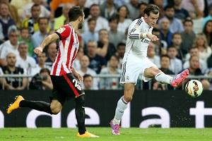 Bale może nie zagrać z Barçą