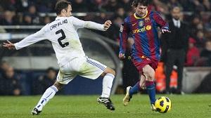 Messi specjalistą od asyst w El Clásico
