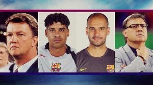 Luis Enrique debiutuje na Bernabéu
