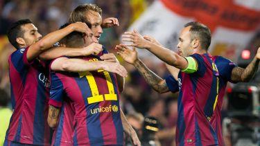 Dominacja Barçy i wygrana: FC Barcelona – Ajax Amsterdam (3:1)