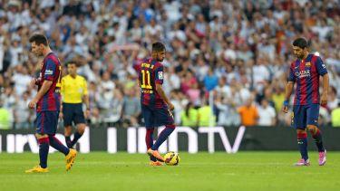 Porażka w El Clásico: Real Madryt – FC Barcelona (3:1)