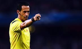 Pedro Proença poprowadzi mecz z Ajaxem