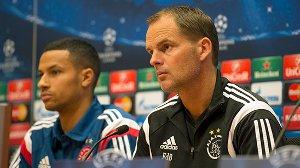 De Boer: Nie mamy nic do stracenia