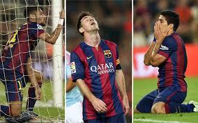 Barça zdobyła najmniej bramek od sezonu 2007/2008