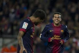 Arsenal oferuje 38 milionów euro za Alvesa i Pedro