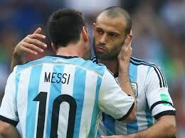 Mascherano: Rozmawiałem z Messim o końcu kariery
