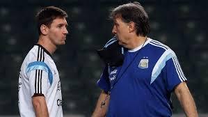 Martino: Mam słabość do Messiego