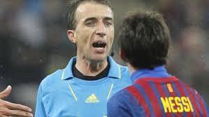Znamy arbitra meczu z Valencią
