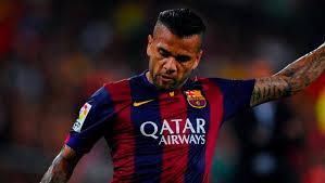 Barça nie odnowi kontraktu z Alvesem