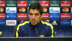 Suárez: Jeśli strzelę bramkę to nie będę jej celebrował