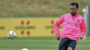 FC Tokyo zainteresowane Xavim