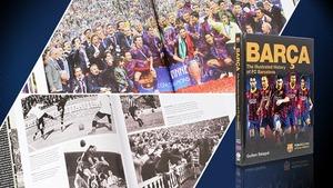 Barcelona wydała pierwszą oficjalną książkę w języku angielskim
