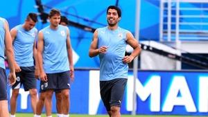 Suárez: Jestem gotów aby strzelać, ale napastnicy mają różne okresy