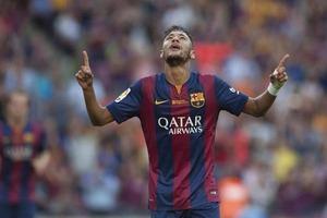Barcelona chce przedłużyć umowę z Neymarem
