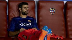 Piqué: Barça jest moim życiem, nie myślę o odejściu