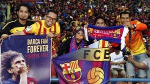 Barça może po raz pierwszy zagrać w Indonezji