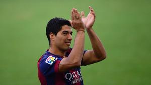 Suárez: Dla mnie to zaszczyt grać dla Barcelony