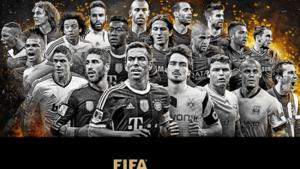 Czterej obrońcy Barcelony nominowani do idealnej jedenastki