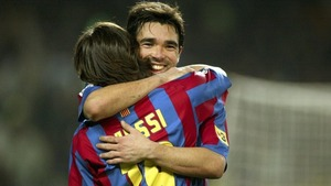 Deco: Jeśli Messi jest szczęśliwy, to nadal będzie grał dla Barçy