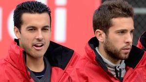Nowe kontrakty dla Alby, Pedro i Rafinhi