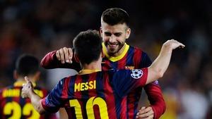 Piqué: Messi nie jest tak obsesyjny jak Cristiano Ronaldo