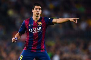 Debiut Suáreza na Camp Nou