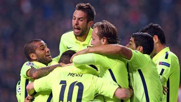 Wywalczony awans; Ajax Amsterdam – FC Barcelona 0:2