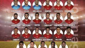 Pięciu graczy Barçy powołanych do kadry