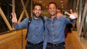 Piłkarze już w Andaluzji