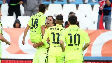 Skuteczna remontada: UD Almería – FC Barcelona 1:2