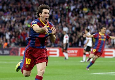 Leo Messi, FC Barcelona