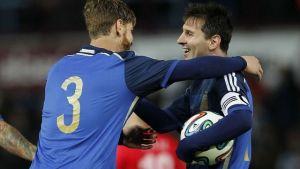 Zwycięski gol Messiego w meczu z Chorwacją