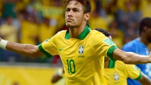 Dublet Neymara i zwycięstwo Brazylii