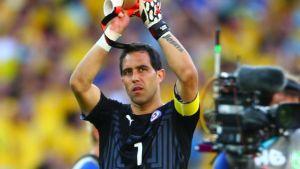 Chile z Bravo wygrywa 5:0