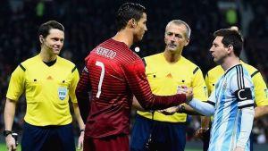 Porażki Argentyny i Hiszpanii