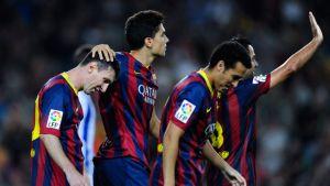 Bartra: Nie wyobrażam sobie Barçy bez Messiego