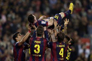 Messi wyprzedził Telmo Zarrę!