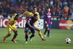 Dani Alves nie zagra przeciwko PSG