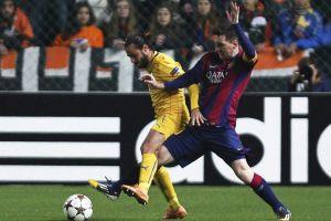 Messi najlepszym strzelcem w historii Ligi Mistrzów!