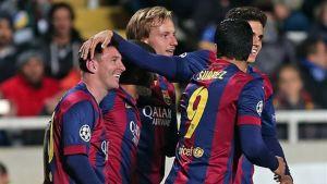 Messi: To piękne osiągnięcie