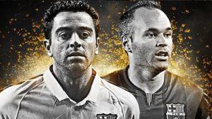 Xavi i Iniesta wśród nominowanych FIFA FIFPro