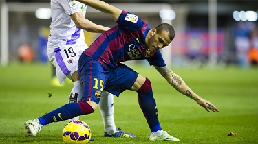 FC Barcelona B – CD Numancia: Remis po golu Sandro (1:1)