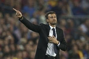 Luis Enrique będzie szukał pierwszego zwycięstwa na Mestalla
