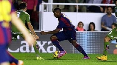 Betis – Barça B: Intensywna gra bez wynagrodzenia (1:0)