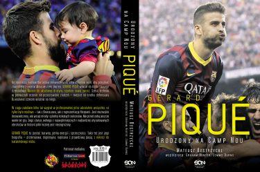 "Fragment książki ""Gerard Piqué. Urodzony na Camp Nou"""