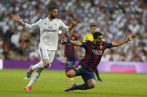 Ramos: Nie sądzę, że Barcelona przeżywa kryzys
