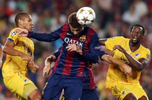 APOEL – FC Barcelona: Czy wiesz, że… ?