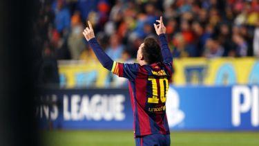 Messi z kolejnym rekordem: APOEL Nikozja – FC Barcelona (0:4)