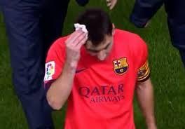 Komitet rozgrywek podtrzymał kartkę Messiego