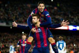 Piqué: Nie mam słów, aby opisać Messiego